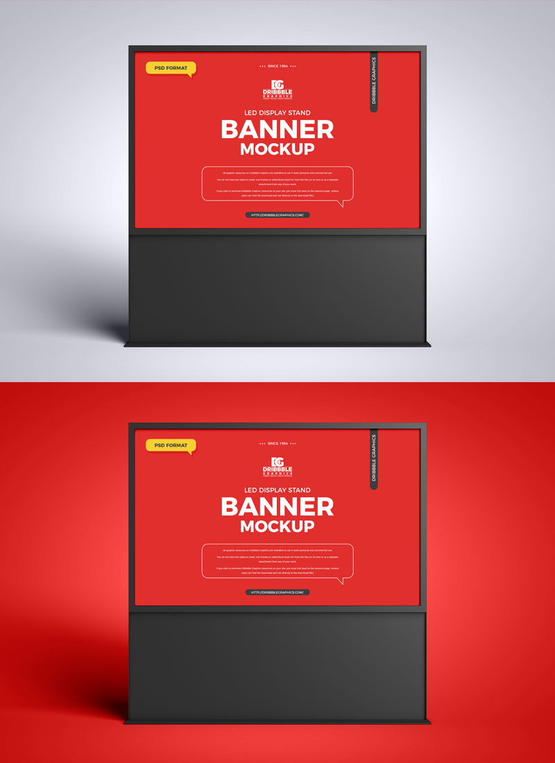 Free-LED-Display-Stand-Banner-Mockup-PSD-Design-Template