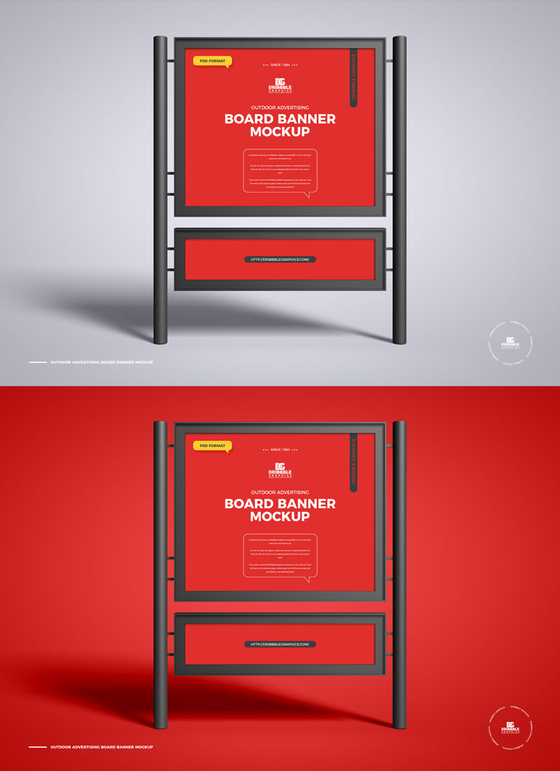 Free-Outdoor-Advertising-Board-Banner-Mockup-PSD-Design-Template