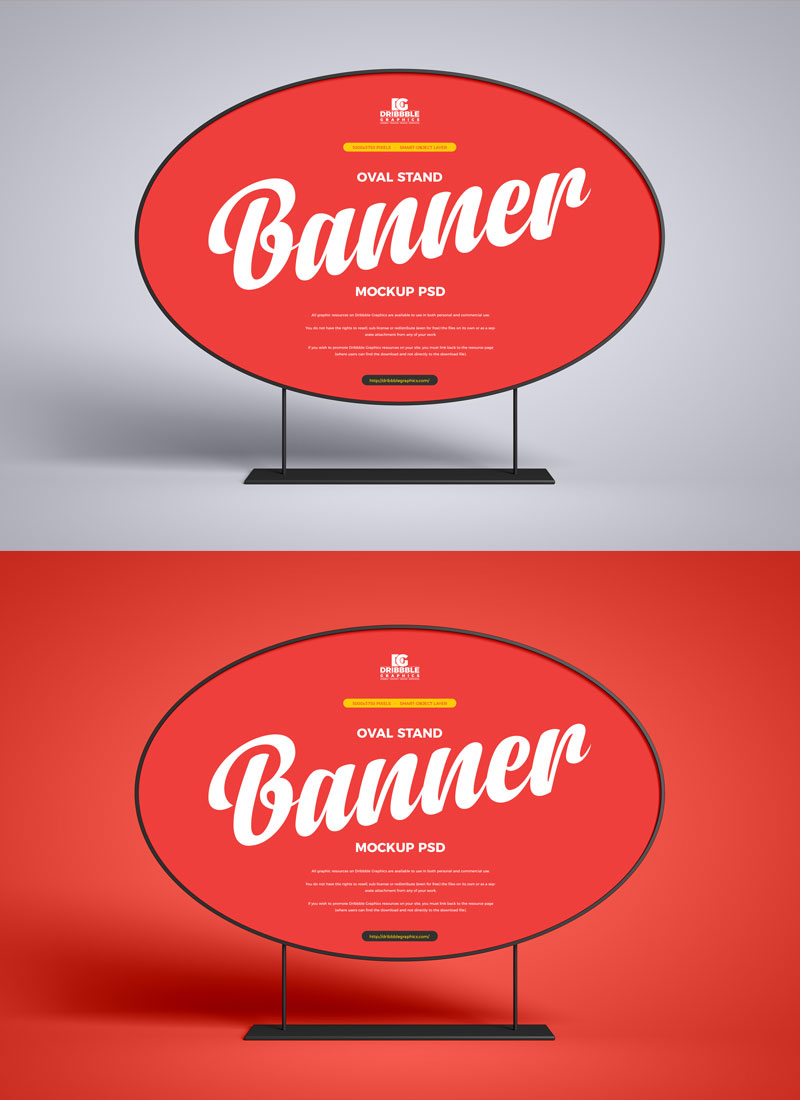 Free-Oval-Stand-Banner-Mockup-PSD-Design-Template