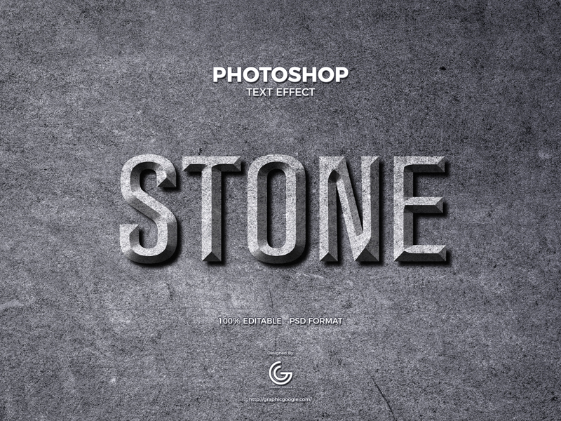 Free-Strong-Photoshop-Text-Effect-600