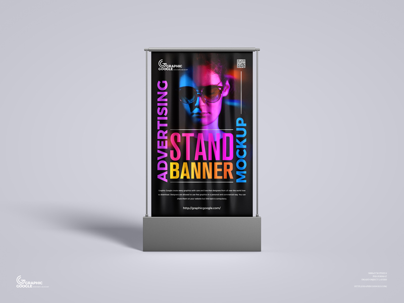 Free-Advertising-Stand-Banner-Mockup
