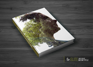 Free Elite Book Title Mockup
