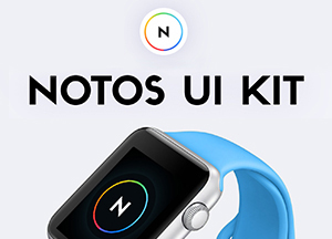 Free Notos UI Kit