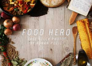 3 Free Food Hero Stock Photos