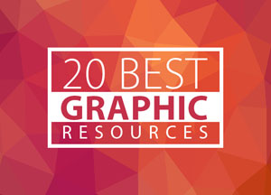 20 Best Graphic Resources For Graphic Designers 2016-2017