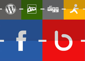 20+ Free Best Modern Social Media Icons For Web and Graphic Designers