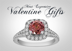 10 World Most Expensive Valentine Gifts For His & Her