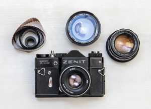 7 Free Retro Camera Stock Photos For Design Projects