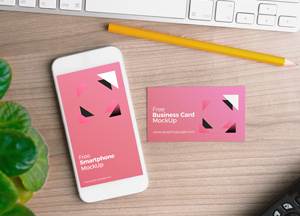 Free-Smartphone-with-Business-Card-MockUp-PSD-300.jpg