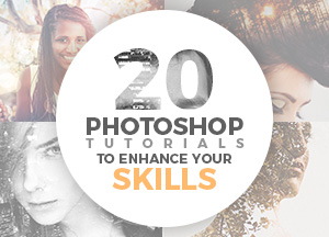 20 Best Photoshop Tutorials To Enhance Your Professional Skills