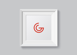 Free Realistic Frame Mockup For Presentation 2018