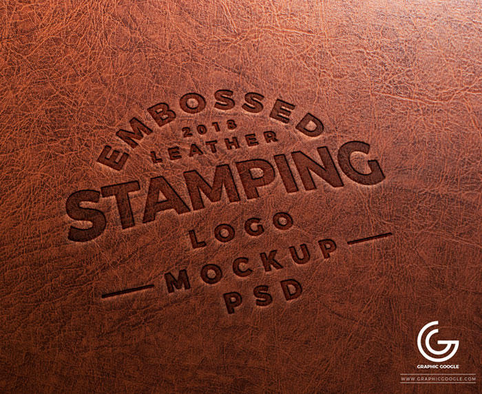Free-Embossed-Leather-Stamping-Logo-Mockup-PSD-2018-11