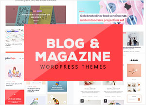 20 Top WordPress Blog & Magazine Themes For 2019