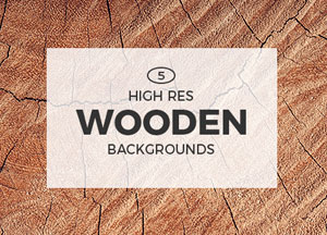 5 High-Res Free Wooden Backgrounds 2019