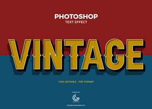Free-Vintage-Photoshop-Text-Effect-300.png