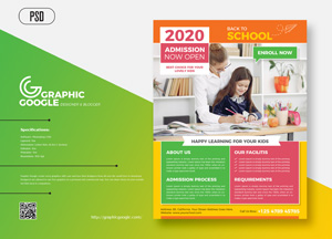 Free-Admission-Back-To-School-Flyer-Design-Template-2020-300.jpg