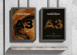 Free-Modern-Advertisement-Framed-A3-Poster-Mockup-300.jpg